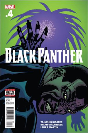 Black Panther (2016) 4-A
