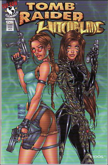 Tomb Raider/Witchblade 1-C by Top Cow