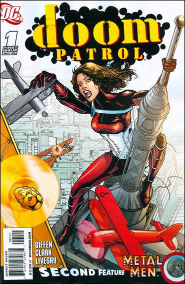 Doom Patrol (2009) 1-B by DC