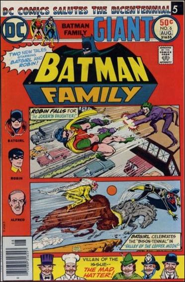 Batman Family 6-A by DC