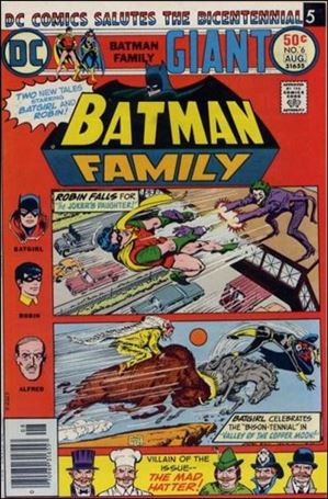 Batman Family 6-A