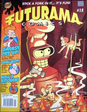 Futurama (UK) 15-A