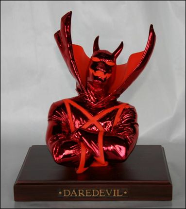 Earth X: Daredevil Mega Bust 1/2000 by Dynamic Forces