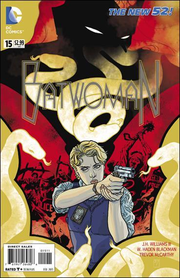 Batwoman 15-A by DC