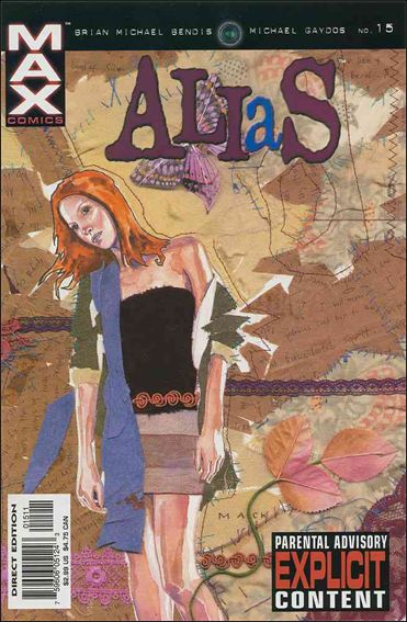 Alias (2001) 15-A by Max