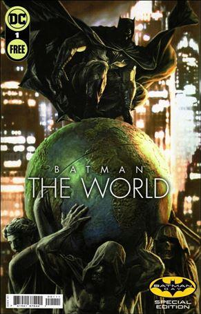 Batman: The World Batman Day Special Edition 1-A