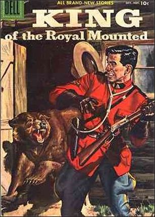 King of the Royal Mounted 26-A
