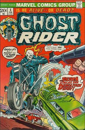 Ghost Rider (1973) 4-A
