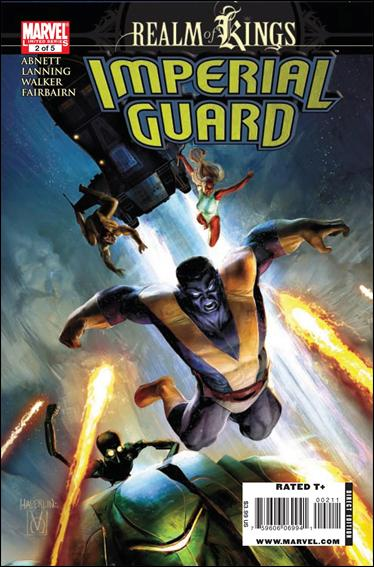 Realm of Kings: Imperial Guard 2-A by Marvel