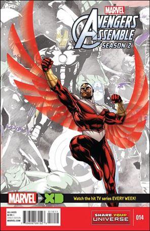 Marvel Universe Avengers Assemble Season 2 14-A