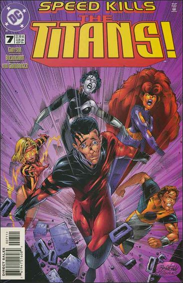 Titans (1999) 7-A by DC