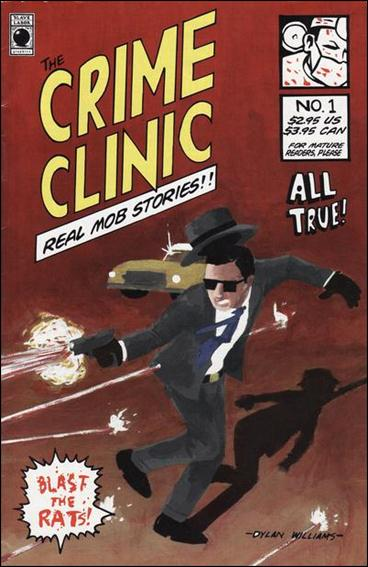 Crime Clinic (1995) 1-A by Slave Labor Graphics (SLG) Publishing
