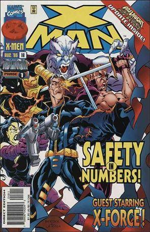 X-Man 18-A