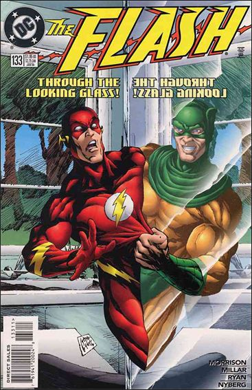 Flash (1987) 133-A by DC