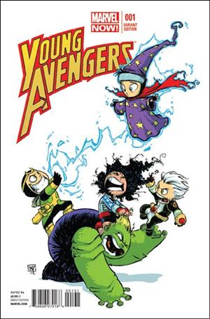 Young Avengers (2013) 1-C