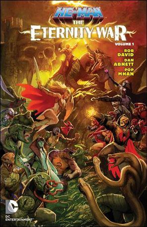 He-Man: The Eternity War  1-A