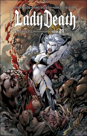 Lady Death (2010) 21-B by Boundless Comics