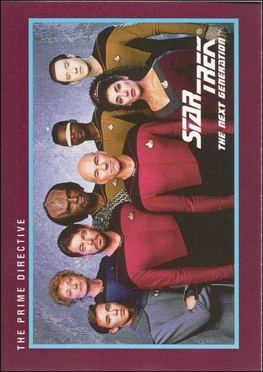 Star Trek 25th Anniversary: Series 1 (Base Set) 88-A by Impel