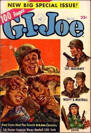 G.I. Joe (1951) 18-A