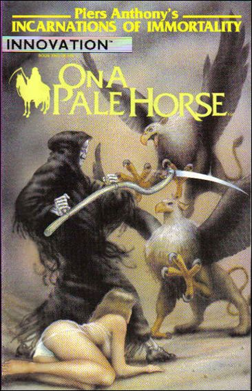 On a Pale Horse 2-A by Innovation