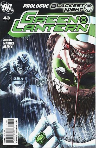 Green Lantern (2005) 43-B by DC