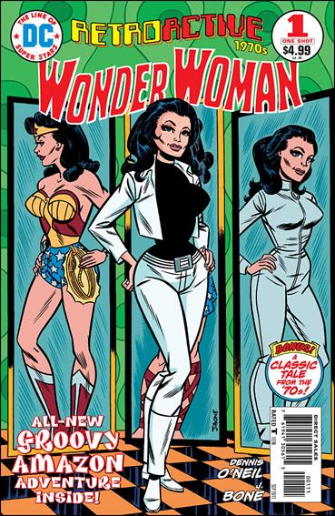 DC Retroactive: Wonder Woman - The 70's 1-A by DC