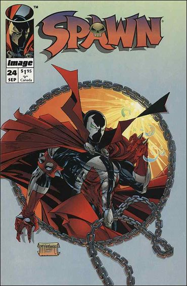 Spawn 24-A by Image