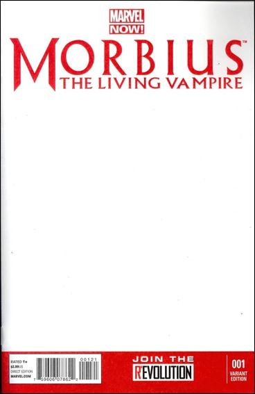 Morbius: The Living Vampire (2013) 1-D by Marvel