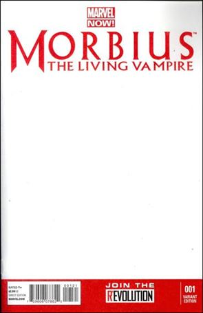Morbius: The Living Vampire (2013) 1-D