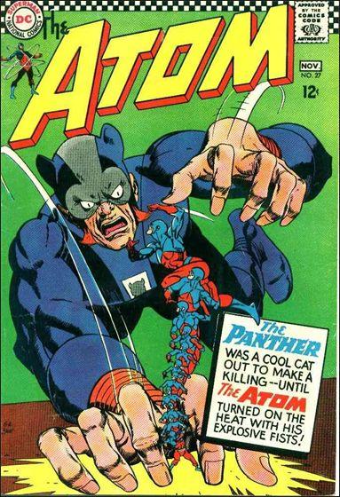Atom 27-A by DC