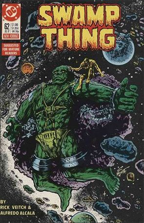 Swamp Thing (1986) 62-A