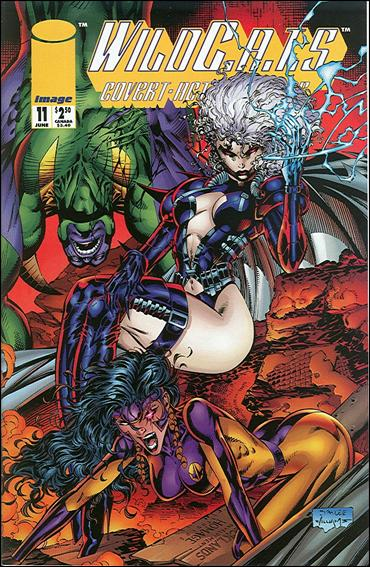 WildC.A.T.s: Covert Action Teams 11-A by Image