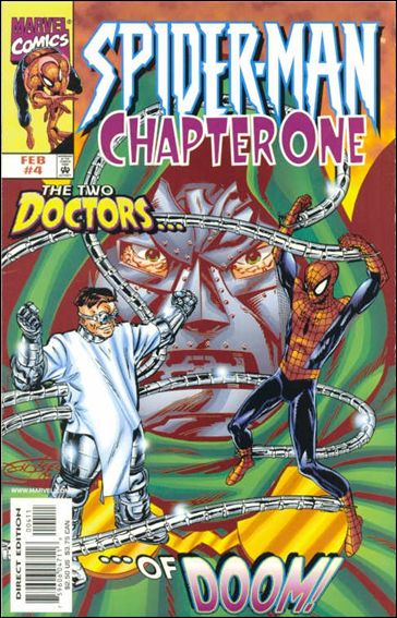 Spider-Man: Chapter One 4-A by Marvel