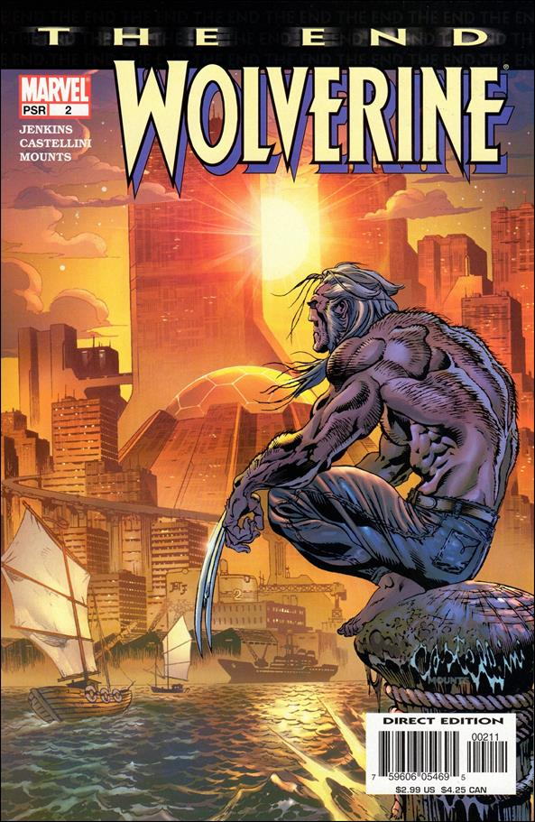 Wolverine: The End 2-A by Marvel