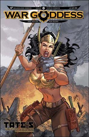 War Goddess 0-I