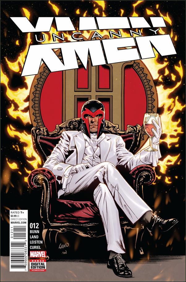 Uncanny X-Men (2016) 12-A by Marvel