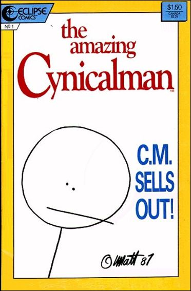 Amazing Cynicalman 1-A by Eclipse