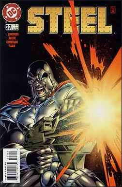 Steel (1994) 27-A by DC
