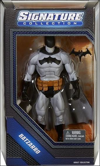 DC Universe Signature Collection Batzarro Figure