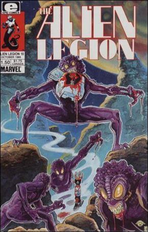 Alien Legion (1984) 10-A