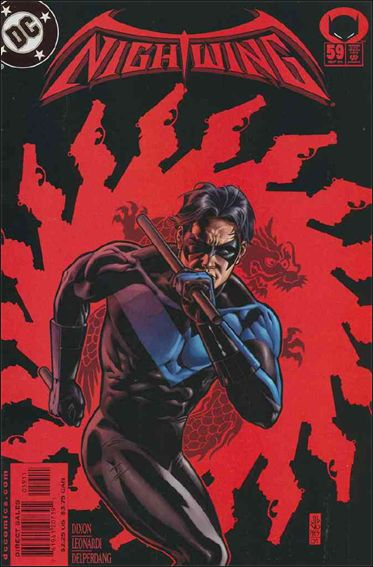 Nightwing (1996) 59-A by DC