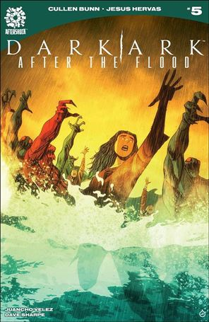 Dark Ark: After the Flood 5-A