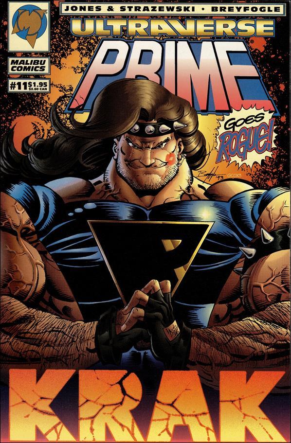 Prime (1993) 11-A by Malibu
