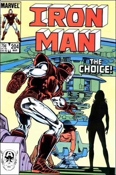 Iron Man (1968) 204-A by Marvel