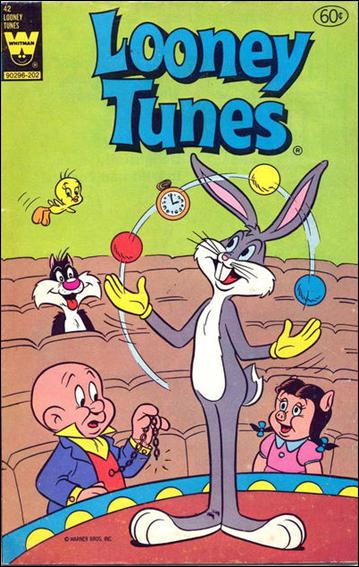 Looney Tunes (1975) 42-A by Gold Key