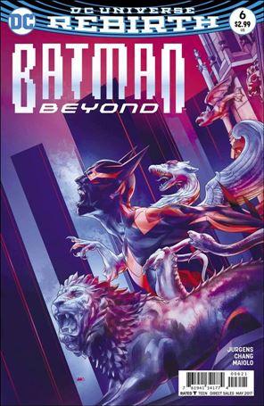 Batman Beyond (2016) 6-B