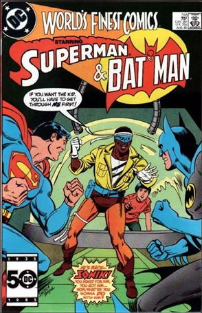 World's Finest Comics 318-A