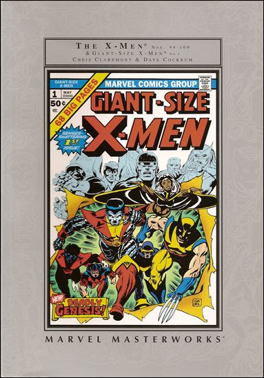 Marvel Masterworks: The Uncanny X-Men - Barnes & Noble Edition 1-A by Marvel