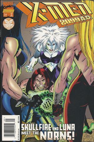 X-Men 2099 24-B