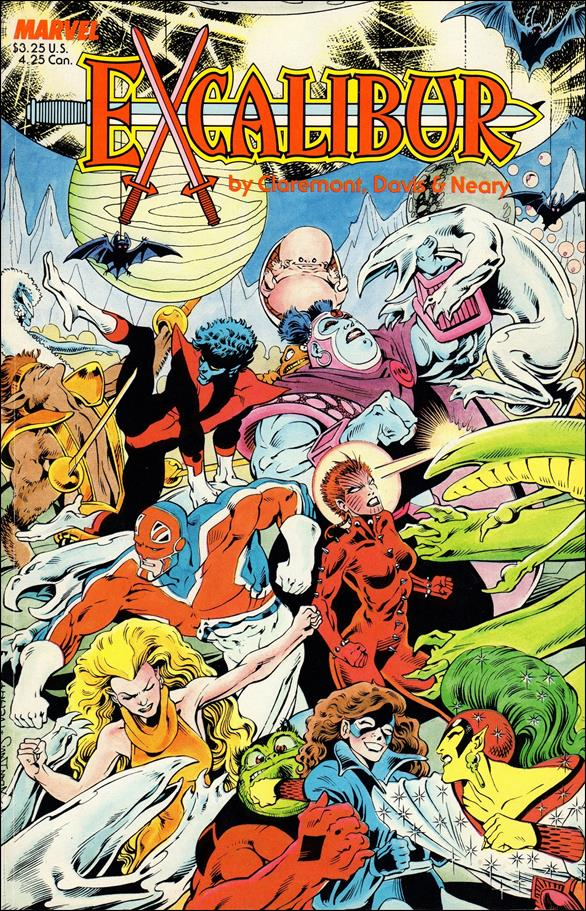 Excalibur Special Edition 1-A by Marvel